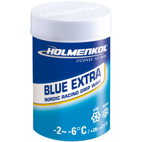 Holmenkol GripBlue Extra - 45g bleu/turquoise